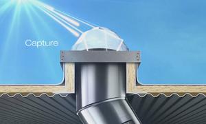 Hệ thống ống gương chiếu sáng giúp tiết kiệm điện