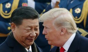 Giằng co Mỹ - Trung trên 'bàn cờ thế' Triều Tiên