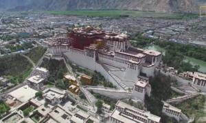 Cung điện Potala, bảo tàng Phật giáo Tây Tạng