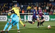 Villarreal 4–4 Barca