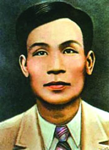 Chân dung nhà văn Vũ Trọng Phụng.