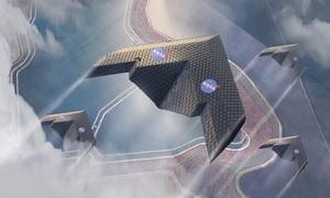 NASA thiết kế cánh máy bay tự động biến hình