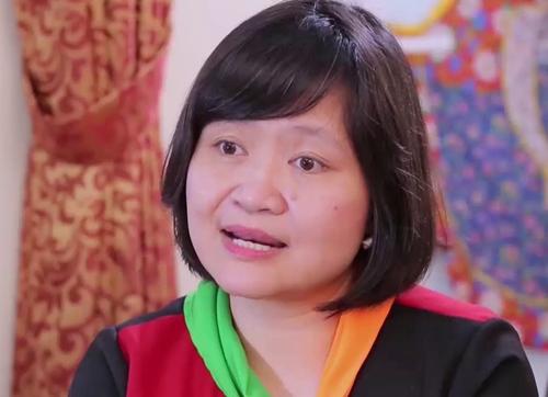 Tiến sĩ Nguyễn Thuỵ Anh. Ảnh: PV.