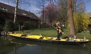 Ngôi làng tại Đức nhận thư bằng đường thủy suốt hơn 120 năm