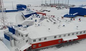 Căn cứ quân sự 'Cỏ ba lá' của Nga tại Bắc Cực
