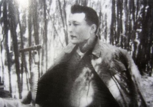 Tướng Đồng Sỹ Nguyên trong chiến dịch đường 9 Nam Lào năm 1971. Ảnh tư liệu