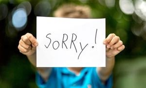 Tôi xin lỗi khách hàng, người yêu nhưng chưa bao giờ xin lỗi mẹ
