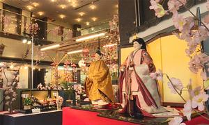 Trang phục truyền thống trong lễ đăng quang của Nhật hoàng