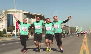 Giải marathon Triều Tiên thu hút gần 1.000 vận động viên nước ngoài