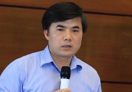 Phó vụ trưởng phụ trách Giáo dục chính trị và Công tác học sinh sinh viênBùi Văn Linh. Ảnh: Dương Tâm