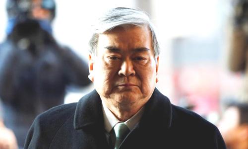 Chủ tịch Korean Air Cho Yang-ho. Ảnh: Reuters.