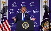 Trump nói quyết định về Cao nguyên Golan được đưa ra chớp nhoáng