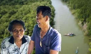Cặp vợ chồng 40 năm sống biệt lập giữa rừng Sài Gòn