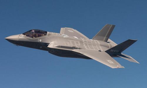 Một tiêm kích F-35A của Nhật Bản. Ảnh: JASDF.