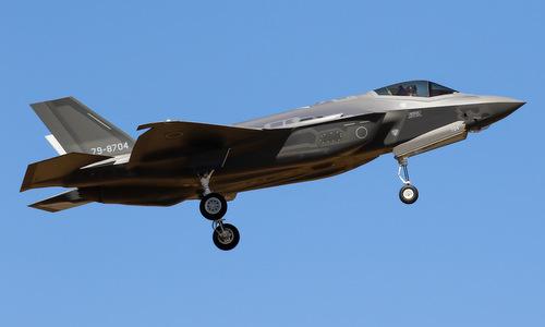 Một tiêm kích F-35A trong biên chế JASDF. Ảnh: Airliners.