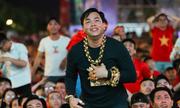 Người đeo nhiều vàng ở Sài Gòn bị tình nghi liên quan ma tuý