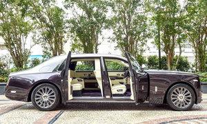 Rolls-Royce Phantom hàng thửa cho đại gia