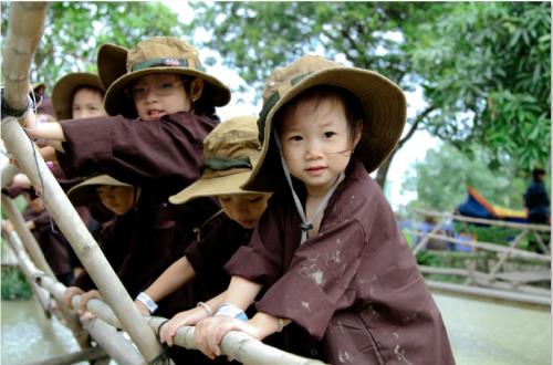 Lợi ích tuyệt vời khi trẻ tham gia chương trình hè thiên nhiên - Nguyên ơi, xử giúp chị