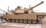 Loại sơn có thể giúp thiết giáp Mỹ ẩn mình trước cảm biến nhiệt
