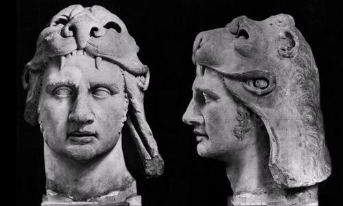 Tượng khắc họa Mithridates VI. Ảnh: Vintage News.
