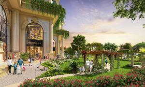 Tiện ích nội khu như resort tại Rome by Diamond Lotus