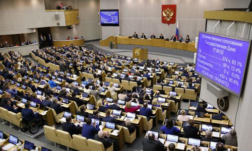 Hạ viện Nga phê chuẩn dự luật cho phép ngắt kết nối Internet