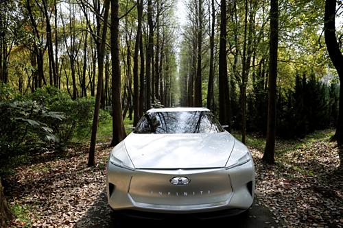 Trung Quốc được đánh giá là thị trường ôtô điện cao cấp tăng trưởng đầy tiềm năng.