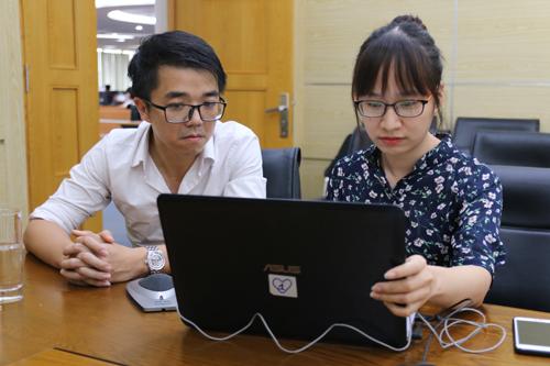 Ông Lê Hùng Cường - Giám đốc Học viện Số FPT.