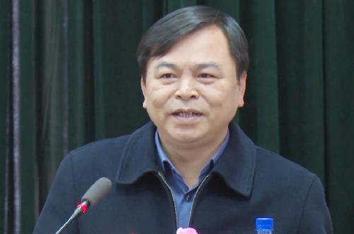 Ông Nguyễn Hoàng Hiệp. Ảnh: PV.