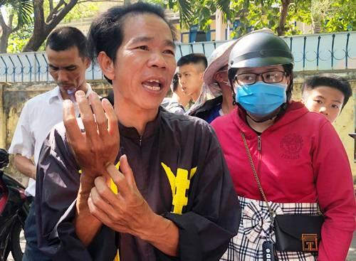 Nhân chứng tai nạn ôtô tông đội tang lễ: Ôtô chạy lảo đảo trước khi húc văng nhiều người