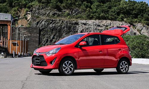Doanh số Toyota Wigo tăng mạnh trong tháng 3 so với tháng 2.