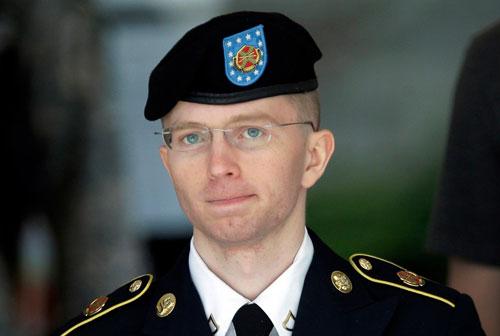 Bradley Edward Manning