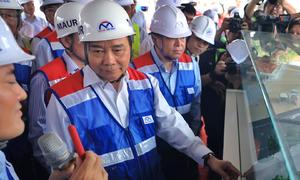 Thủ tướng yêu cầu năm 2021 phải vận hành metro Bến Thành - Suối Tiên