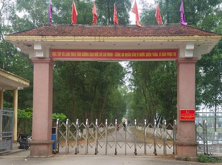 Trại giam Xuân Hà.
