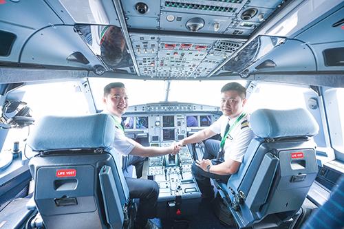 A321NEO khai thác các đường bay dài dưới 5 tiếng đồng hồ trong phạm vi châu Á.