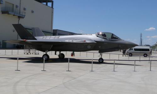 Chiếc F-35A số đuôi 79-8705 trong lễ xuất xưởng hôm 6/6/2017. Ảnh: