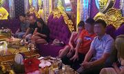 Phúc 'XO' tổ chức sử dụng ma tuý tại karaoke như thế nào