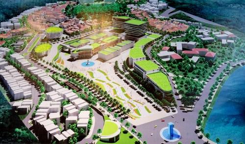 Bản đồ quy hoạch trung tâm Đà Lạt