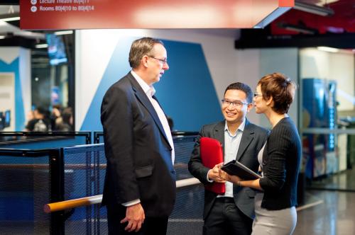 Với những gì tích lũy được tại RMIT Melbourne, profile của bạn có nhiềucơ hộinhận được sự chú ý từ các công ty danh tiếng và nổi bật hơn trên thị trường việc làm quốc tế.