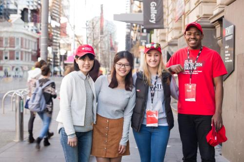 Nhiều cơ hội thực tập và việc làm chất lượng tại Australia dành cho sinh viên RMIT Melbourne.