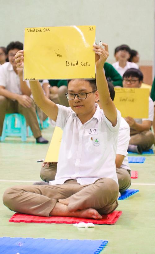 Nam sinh lớp 9 Hà Nội lọt chung kết Tin học văn phòng thế giới cấp quốc gia - 2