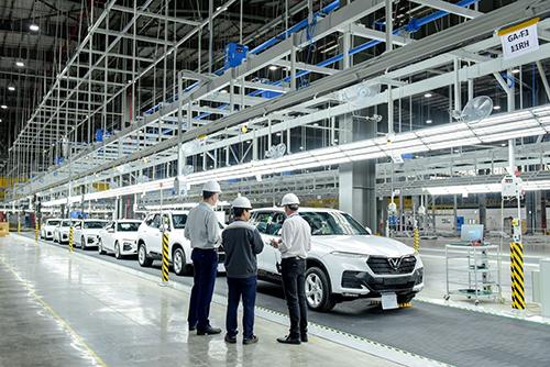Từ tháng 3/2019, VinFast đã đưa hàng loạt xe ra nước ngoài kiểm thử và nhận được kết quả đánh giá cao về chất lượng.