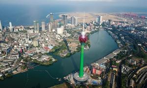 Tháp truyền hình cao nhất Nam Á sắp hoàn thành