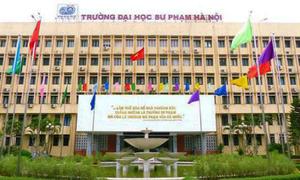 Thủ khoa Đại học Sư phạm Hà Nội được nâng điểm