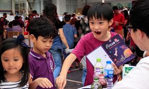 Thi tuyển lớp 6 THPT chuyên Hà Nội - Amsterdam gồm ba bài kiểm tra