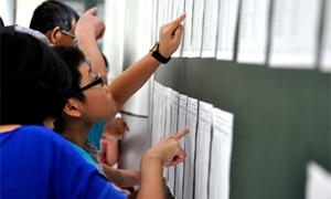 Học sinh Hà Nội làm hai bài kiểm tra vào lớp 6 chương trình song bằng