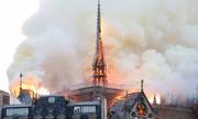 Người Việt ở Paris tiếc nuối khi chứng kiến nhà thờ Đức Bà bốc cháy