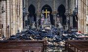 Hành trình 'đãi cát tìm vàng' khôi phục nhà thờ Đức Bà Paris