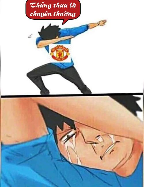 Fan MU lúc này.