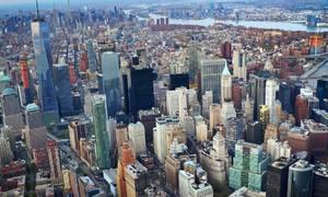 New York quy định giới hạn CO2 cho nhà cao tầng